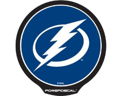 PowerDecal LED-backlit NHL Series - Tampa Bay Lightning