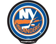 PowerDecal LED-backlit NHL Series - New York Islanders
