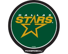 PowerDecal LED-backlit NHL Series - Dallas Stars