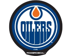 PowerDecal LED-backlit NHL Series - Edmonton Oilers