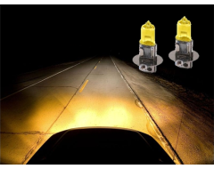 Putco Pure Halogen Light Bulbs - Jet Yellow