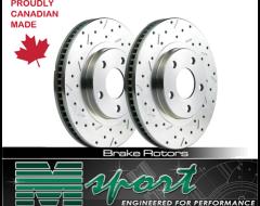Msport Brake Rotors