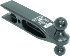 "Reese Super Titan Dual-Ball Mount for 3"" Hitch"