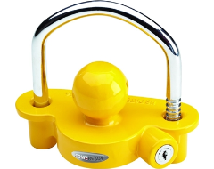 Tow Ready Trailer Coupler Lock