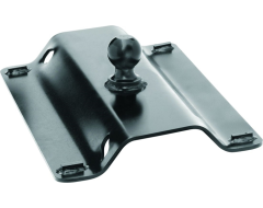 Pro Series 25K Above-Bed Gooseneck Hitch Plate