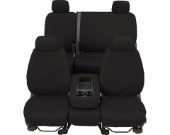 Covercraft SeatSaver Custom Polycotton Seat Covers - Charcoal