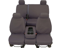 Covercraft SeatSaver Custom Polycotton Seat Covers - Grey