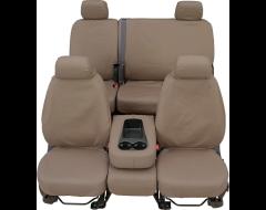 Covercraft SeatSaver Custom Polycotton Seat Covers - Wet Sand