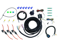Tekonsha Universal 7-Way Vehicle Wiring Prep Kit
