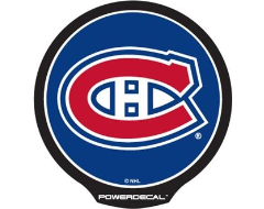 PowerDecal LED-backlit NHL Series - Montreal Canadiens