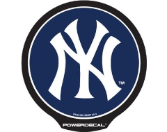 PowerDecal LED-backlit MLB Series - New York Yankees