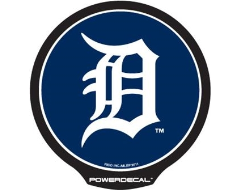 PowerDecal LED-backlit MLB Series - Detroit Tigers