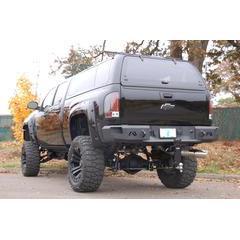 FabFours Heavy Duty Rear Bumper