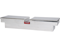 Dee Zee Red Label Double-Lid Crossover Tool Box
