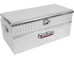 Dee Zee Red Label Portable Utility Chest Tool Box