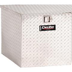 Dee Zee Specialty Series Triangle Trailer Tool Box