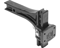 Pro Series Adjustable Pintle Hook Mount