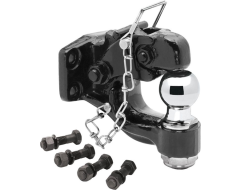 Tow Ready Ball & Pintle Hook Combo