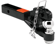 Tow Ready Receiver Mounted Ball & Pintle Hook Combo