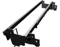B & W Trailer Hitches Turnoverball Gooseneck Replacement Trailer Hitch Rails