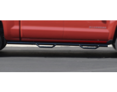 TrailFX TFX Wheel-To-Wheel Drop Nerf Step Bars