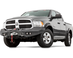 Warn Ascent Series Front Winch Bumper
