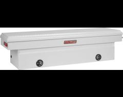Weatherguard Crossover Tool Box - Brite White Aluminum