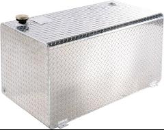 Dee Zee Liquid Transfer Tank - Silver Aluminum