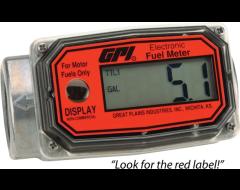 GPI 01 Series Electronic Digital Fuel Meter