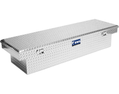 UWS Single-Lid Standard Crossover Tool Box - Silver