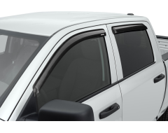 Stampede Carbon Fiber Tape-On Window Visor