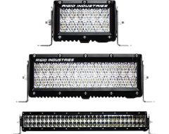 Rigid Industries E2 Series LED Light Bars