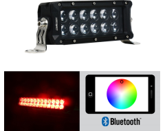 Uni-Bond Scorch Series RGB Color Changing LED Light Bars