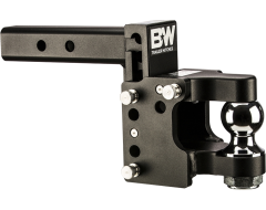 B & W Trailer Hitches Tow and Stow Pintle Hook