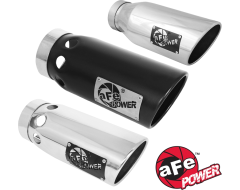 aFe Slant Cut Exhaust Tips