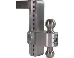 "Weigh Safe 180 Hitch Adjustable Ball Mount for 2"" Hitch"