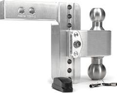 """Weigh Safe 180 Hitch Adjustable Ball Mount for 2-1/2"""" Hitch"""
