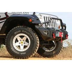 FabFours Lifestyle Winch Front Bumper