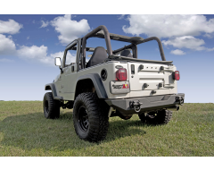 Rugged Ridge Xtreme Heavy Duty XHD Rear Bumper