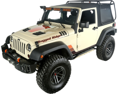 Rugged Ridge Exo-Top Soft Top