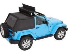 Bestop Trektop NX Plus Soft Top