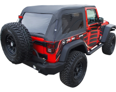Rampage Complete Frameless Trailtop Soft Tops