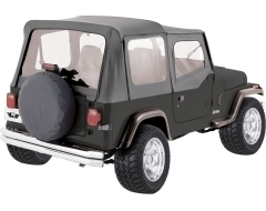 Rampage Replacement Soft Tops