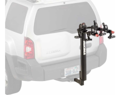Yakima DoubleDown-4 Hitch Mounted Tilt Arm Bike Carriers