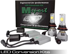 Msport LED Headlight Conversion Kits