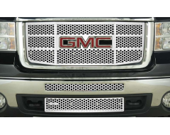 Cloud-Rider Stainless Steel Grille Inserts - Round All Season Screen