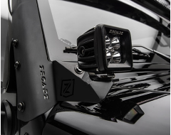 Zroadz A-Pillar Lower LED Mounts