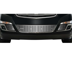 Cloud-Rider Stainless Steel Bumper Screen Inserts - Bright Mirror Finish