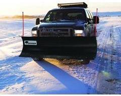 Snowbear Personal Snow Plows