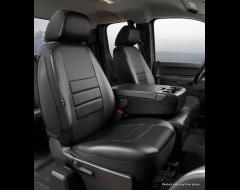 FIA LeatherLITE Series Custom Fit Seat Covers